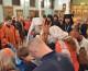 В канун дня празднования памяти святых жен-мироносиц митрополит Волгоградский и Камышинский Герман совершил Всенощное бдение
