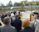 Глава Волгоградской митрополии проинспектировал ход строительства Александро-Невского собора