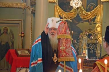 В четверг Светлой седмицы  митрополит Волгоградский и Камышинский Герман совершил Божественную литургию в Свято-Никитском храме