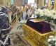 В Великую Пятницу митрополит Волгоградский и Камышинский Герман совершил в Казанском соборе вечерню с выносом Плащаницы
