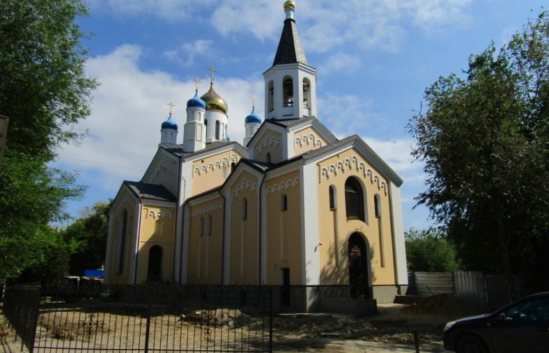 Храм Николая Чудотворца. Беседа с настоятелем