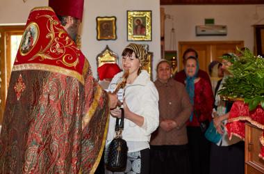 В Богоявленском храменаградили участников епархиального конкурса «Сокровище веры»