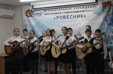 Воспитанники воскресной школы «Вдохновение» провели пасхальный концерт