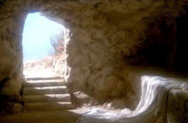 Пустая гробница распятого Христа