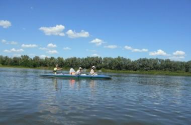 Объявлен набор в группу участников сплава на байдарках «Скиталец»