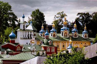 Волгоградские миссионеры совершили паломничество в Свято-Успенский Псково-Печерский монастырь