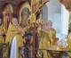 Божественная литургия в день Всех святых