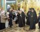 Участники II Международного православного форума посетили праздничное богослужение в Казанском соборе