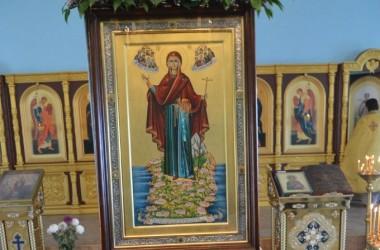Со святой горы Афон в Волгоград прибыла икона Пресвятой Богородицы
