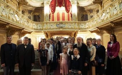 Поездка в Санкт-Петербург победителей Всероссийского конкурса «Ратная слава России»