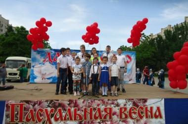 Праздник «Пасхальная весна» прошел в Волгограде