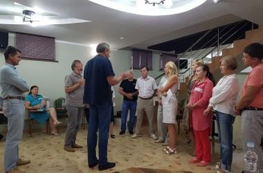 В межрегиональном семинаре для членов ОНК принял участие тюремный душепопечитель из Волгограда