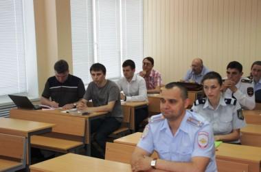 Вопросы профилактики межконфессиональных конфликтов обсудили в Волгоградской академии МВД