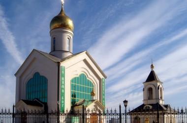 Вышла в эфир телепередача, посвященная истории Свято-Сергиевского храма