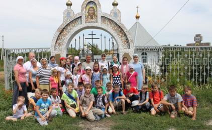 Детский православный оздоровительный летний лагерь при храме Иоанна Кронштадтского