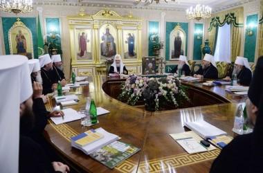 В.Р. Легойда: Священный Синод признал Собор на Крите важным событием, но отметил, что он не может рассматриваться как Всеправославный