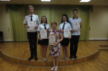 Победители конкурса «Святители и святые земли Русской» побывали в летнем лагере отдыха