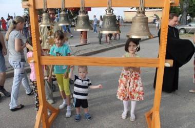 В Волгограде прошел ежегодный творческий фестиваль «Русь православная»