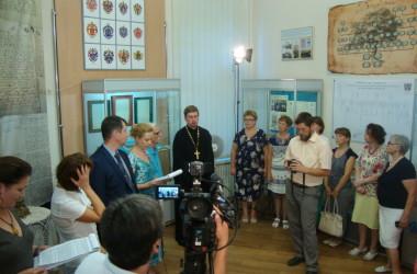 Выставка к юбилею Царицынского генеалогического общества открылась в краеведческом музее