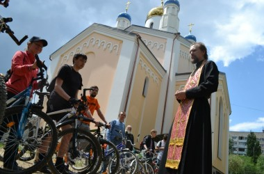 Велоэкскурсия по храмам Волгограда пройдет в конце сентября