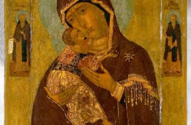 Владимирская иконы Пресвятой Богородицы