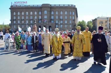Торжества в честь святого князя Александра Невского