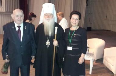 Митрополит Волгоградский и Камышинский Герман посетил Форум преподавателей русского языка