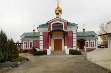 Вышла в эфир телепередача о храме святой великомученицы Параскевы