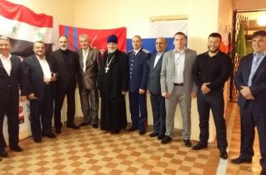 Священник принял участие в работе форума «Дом Дружбы. Межнациональный диалог — 2016»
