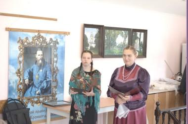 В храме Иоанна Кронштадтского состоялся музыкально-литературный вечер «Под Покровом Пресвятой Богородицы»