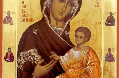 Слово Святейшего Патриарха Кирилла в праздник Иверской иконы Божией Матери после Литургии в Новодевичьем монастыре