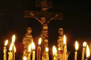 В Казанском соборе волгоградцы простились с детьми, погибшими под колесами автобуса