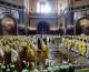 Глава Волгоградской митрополии принял участие в торжествах в честь юбилея Патриарха Московского и всея Руси Кирилла