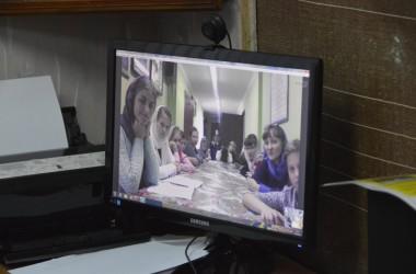 Воспитанники воскресных школ Урюпинска и Волгограда провели телемост