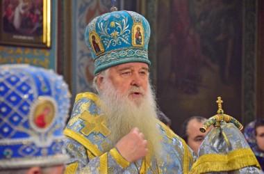 Всенощное бдение в канун празднования Казанской иконе Божией Матери