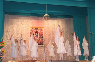 В Краснооктябрьском районе прошло праздничное мероприятие, приуроченное к Покрову Пресвятой Богородицы