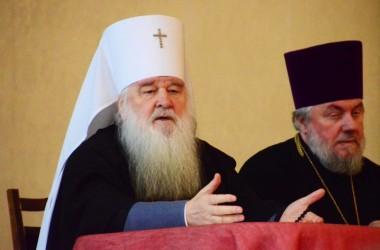 Собрание епархиального духовенства прошло в Волгограде