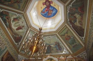 Вековой юбилей отмечает церковь Святителя Николая в Сарепте