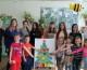 Интересные игры для особых детей провели волонтеры в благочинии Красноармейского округа