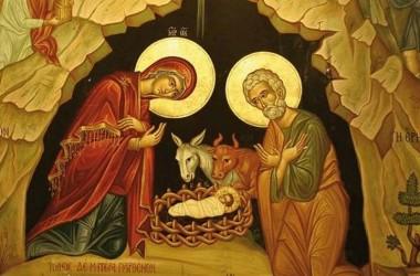 Расписание рождественских праздничных богослужений