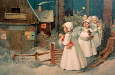 Как отмечали Рождество в Царицыне