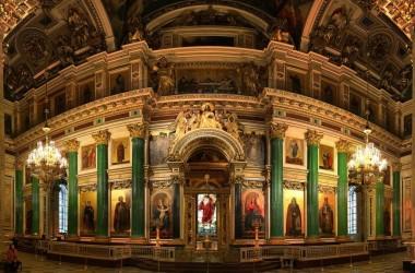 Мы настроены на взаимодействие со всеми, кому небезразлична судьба Исаакиевского собора — В.Р. Легойда