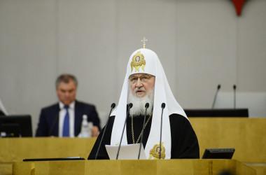В центр технологического развития необходимо ставить человека, а не рентабельность производства — Патриарх Кирилл