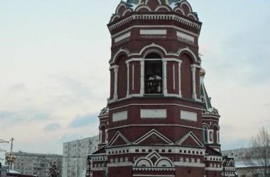 Всенощное бдение в Казанском соборе (28 января 2017 года)