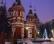 Всенощное бдение в Казанском соборе (31 декабря 2016 года)