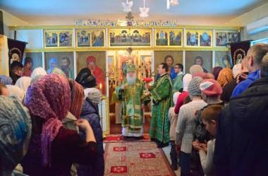 Божественная литургия в Предпразднство Богоявления