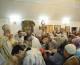 Божественная литургия в Успенском храме