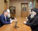 Состоялась встреча губернатора с Архиерейским советом Волгоградской митрополии
