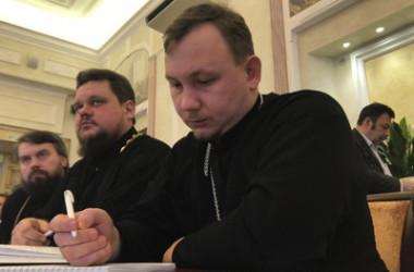 Волгоградские священники приняли участие в работе секции тюремного служения Международных рождественских образовательных чтений
