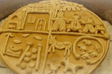 Греческая традиция «Христопсомо» («Христов хлеб»)